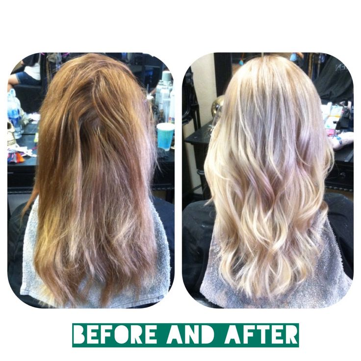 Client Above Has Dark Brown Level 2 Natural Hair Color And Been Lightened Multiple Times