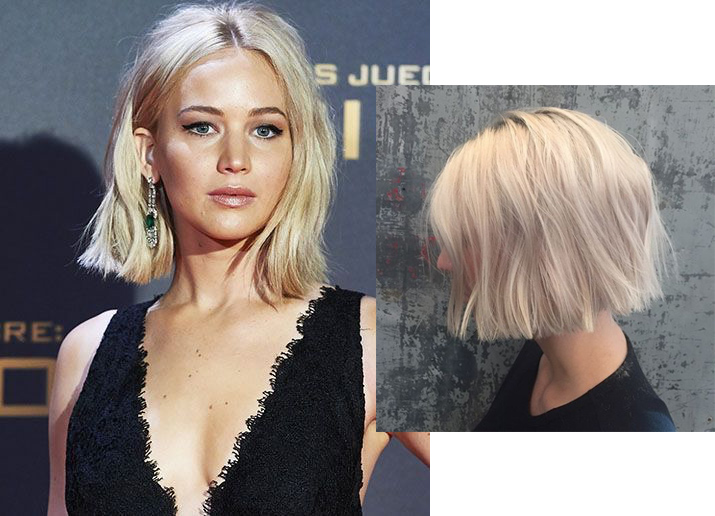 The Blunt Cut Bob Is Everything Societe Magazine New
